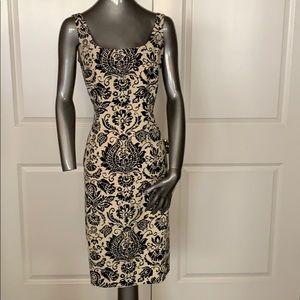 Tommy Bahama Cotton Silk Sleeveless Dress